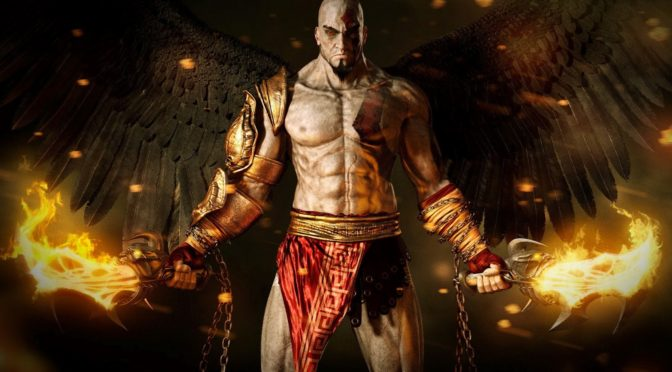 E3 2016: God of War Revealed