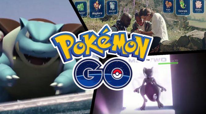 Pokemon Go Promo