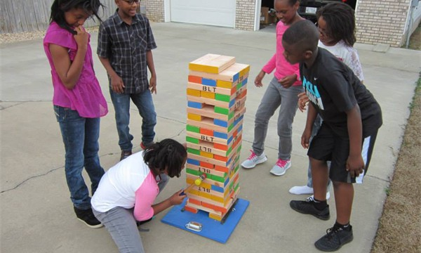 or Giant Jenga!